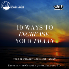 181004 10 ways to increase your Imaan